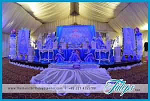 Royal Celebrations Party Theme Ideas In Pakistan