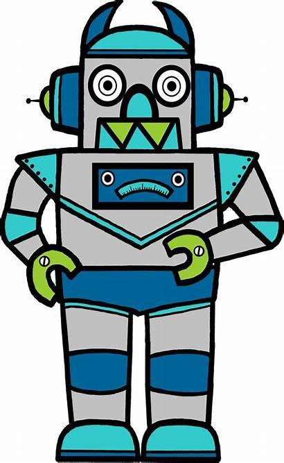Robot Clipart Classroom Treasures Gadget Clip Robots