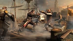 Assassin's Creed Rogue Announcement Trailer - Assassin's ...