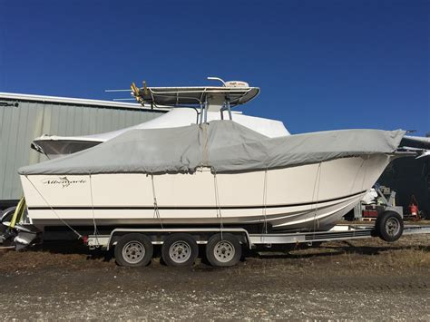 Boat Dealers In Albemarle Nc by 2000 Albemarle 262 Center Console Power Boat For Sale