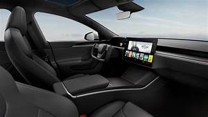 Model S interior refresh features that will make it into 3/Y | Tesla Motors Club