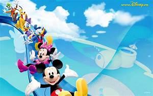 Mickey Mouse Wallpaper Desktop - WallpaperSafari