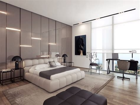 modern master bedroom 10 sleek and modern master bedroom designs master 12606