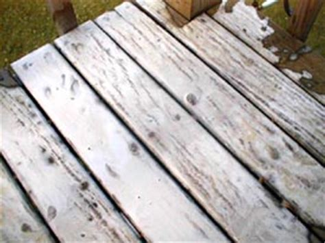 Oxygen Deck Cleaner Recipe by Wood Decks Oxygen For Wood Decks
