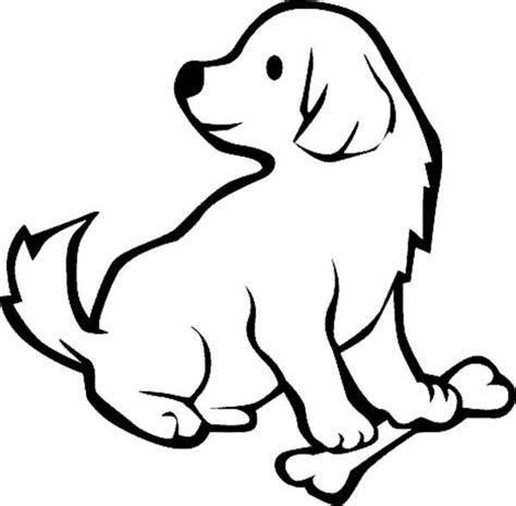 mewarnai gambar sketsa anjing lucu terbaru