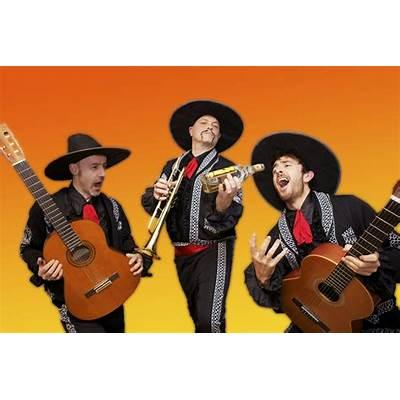 Big Foot Events - Pop Mariachi Band Beato Burrito Hire