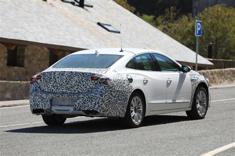 Buick Models 2020 by 2020 Buick Lacrosse Facelift Canceled From U S Lineup