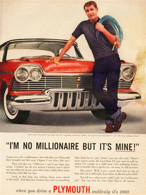 1957 Plymouth Fury ad | CLASSIC CARS TODAY ONLINE