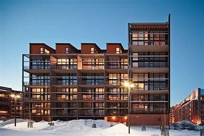 Loft Housing Tila Talli Architecture Terrace Low