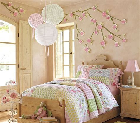 Top 17 Teenage Girl Bedroom Designs With Light Easy