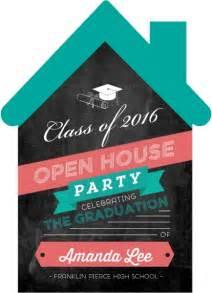 Graduation Open House Invitations Wording Ideas