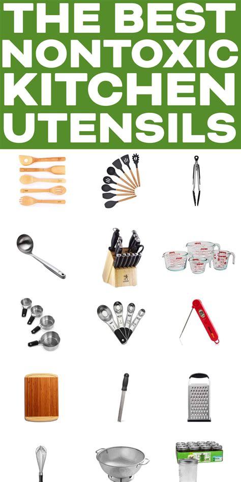 kitchen gadgets toxic utensils non favorite