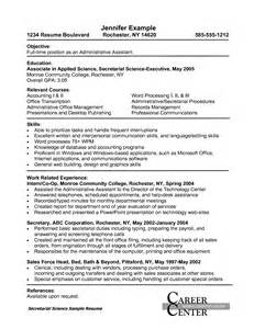 Assistant Resume Objective by Admin Assistant Resume Sales Assistant Lewesmr