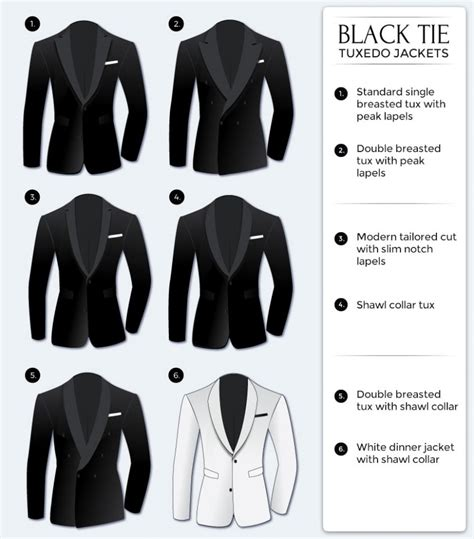 Black Tie Dress Code Tieatienet