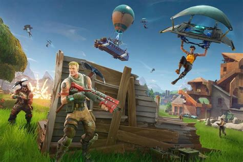 You Can Play 'fortnite' For Free On Your Phone So Say