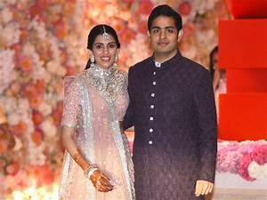 akash ambani: All eyes on much-awaited Ambani engagement ...