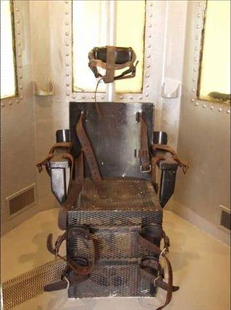 execution en direct chaise electrique modes d 39 exécution des condamnés à mort meurtres en tout