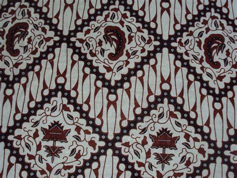 motif batik jogja  maknanya