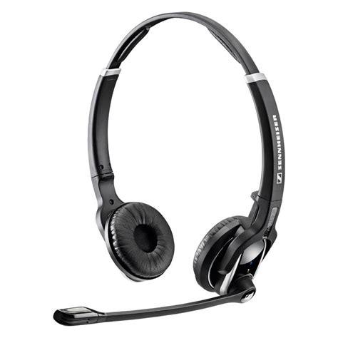 Sennheiser Dw Pro2 Wireless Headset Basic Bundle At