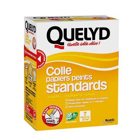 Colle Papier Peint Standard Quelyd, 025 Kg  Leroy Merlin
