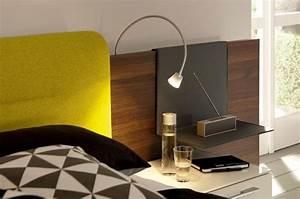 Lampe Liseuse Pour Lit : applique murale liseuse confort maximal dans la chambre ~ Teatrodelosmanantiales.com Idées de Décoration