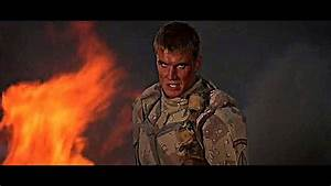 "UNIVERSAL SOLDIER [1992] Scene: ""I'm giving the orders ..."