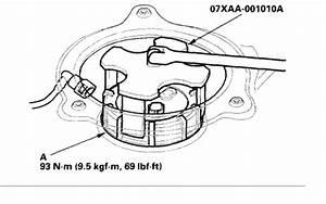Fuel Filter Location  Location Of The Fuel Filter On Honda Cr
