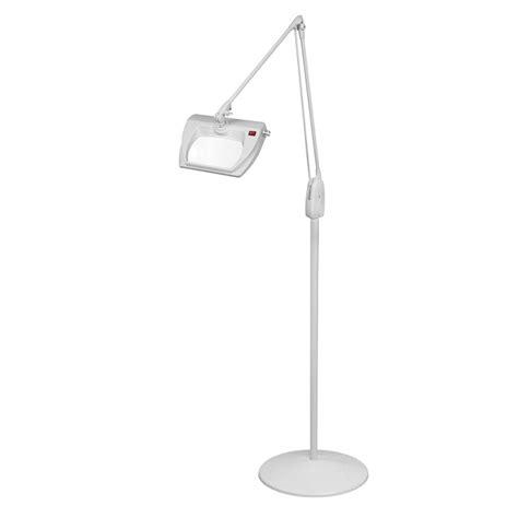 floor l magnifier dazor led stretchview pedestal floor stand magnifier l 42 in l1590