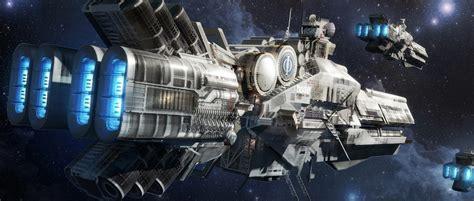 dreadnought  te gustan las naves espaciales este es tu