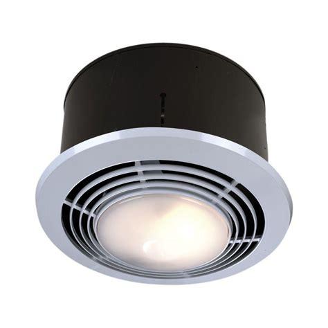 nutone  cfm ceiling bathroom exhaust fan  light