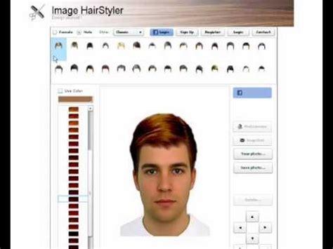 imagehairstyler men hairstyles youtube