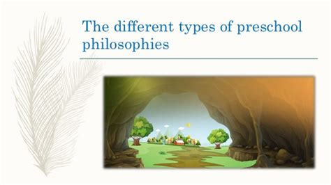 the different types of preschool philosophies 434 | the different types of preschool philosophies 1 638