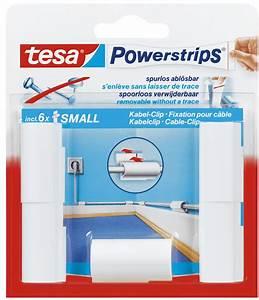 Tesa Bilder Aufhängen : tesa 58035 tesa powerstrips kabel clip 5 st ck bei reichelt elektronik ~ Orissabook.com Haus und Dekorationen