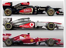 F1 It's Car Launch Week « Singletrack Forum