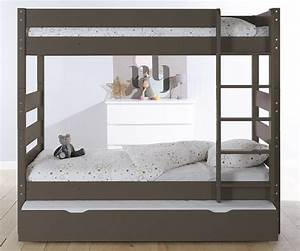 Barriere Lit Superposé : lit superpos la redoute ~ Premium-room.com Idées de Décoration