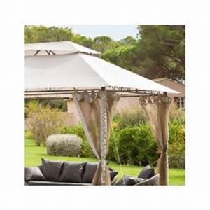 Toile Pour Tonnelle 3x3 : toile de toit tonnelle 3x3 comparer 182 offres ~ Melissatoandfro.com Idées de Décoration