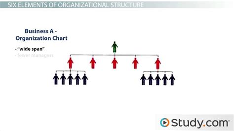 organizational structure definition  influence