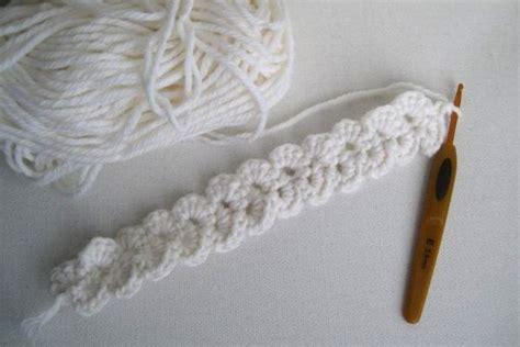 stylish crochet belt