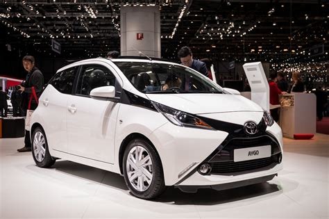 toyota company latest models 12 toyota aygo models light up geneva show toyota