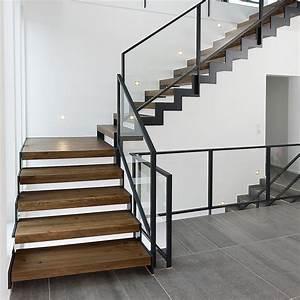Stahl Holz Treppe : alle treppen varianten tagsuche nach kombination holz stahl finden sie treppenbauer f r ~ Markanthonyermac.com Haus und Dekorationen