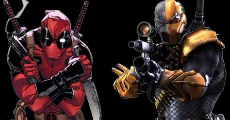 Deathstroke Is Not Deadpool