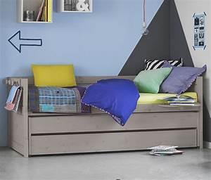 Jugendliche Betten : bett mit zweiter matratze zum ausziehen my blog ~ Pilothousefishingboats.com Haus und Dekorationen