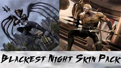 Among Night Blackest Injustice Gods Character Skin