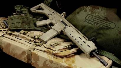 Scar Fn Assault Wallpapers Rifle Weapons Acr