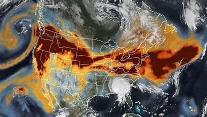 Smoke Tropical Carbon Storms