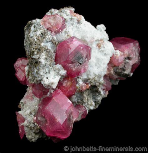 Pink Grossular Garnet - Gemstone Image