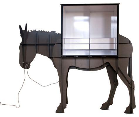 bureau martin d h鑽es bureau martin meuble ordinateur brun brossé ibride
