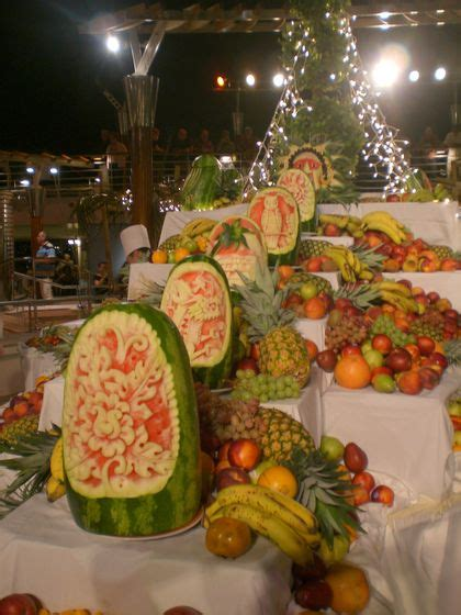dmy home decors gift wonderful fruit buffet ideas