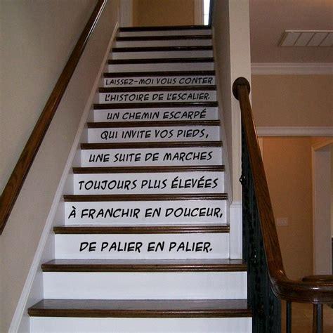 stickers pour bureau stickers l 39 escalier stick