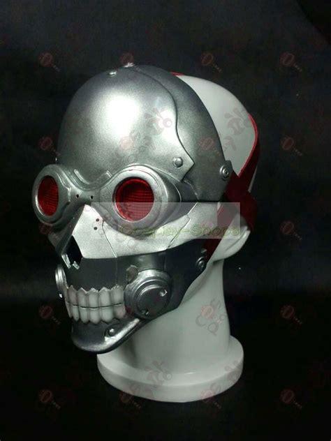 custom cheap sword art  sao gun gale  ggo sterben death gun cosplay mask  gun gale